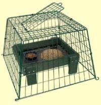 Ground Feeder Cage