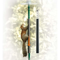 Squirrel Slinky (Garden Pole System)