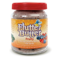 Flutter Peanut Butter Fruity