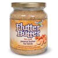 Flutter Peanut Butter For Birds