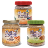 Flutter Peanut Butter Mixed Value Pack