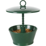 Live Food & Suet Feeder