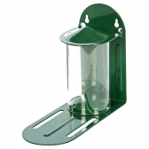 Squirrel Feeder All Metal With Flip Top