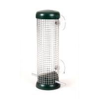 Bird Lovers Window Nut Feeder
