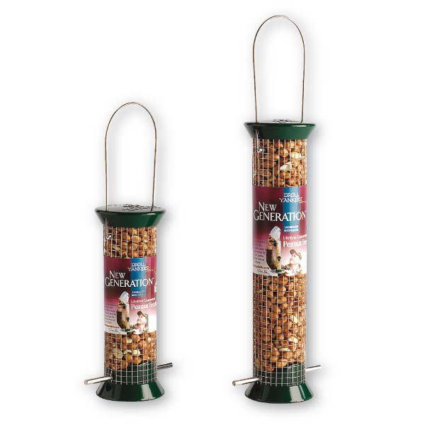 New Generation Nut Feeder