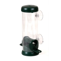 Bird Lovers Window Seed Feeder