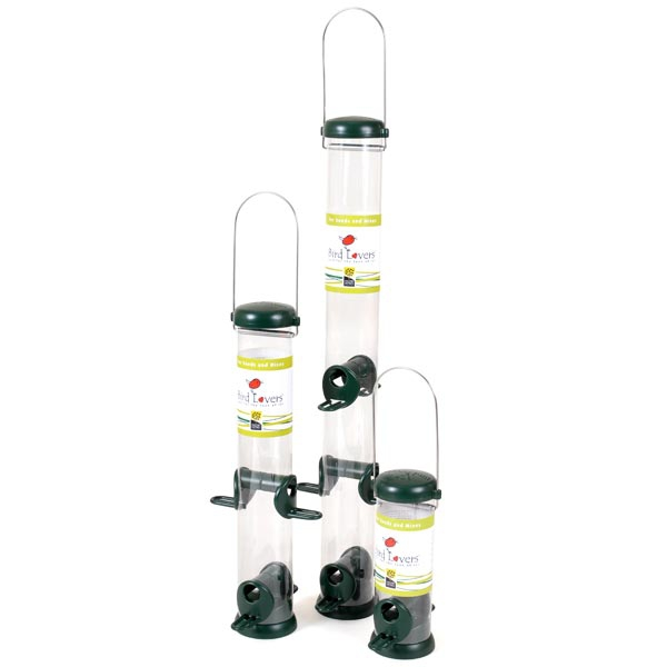 Bird Lovers Seed Feeder