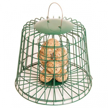 Fat Ball & Suet Cake Guardian Feeder