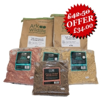 Bird Food Essentials Pack