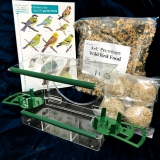 Complete Window Feeder Pack