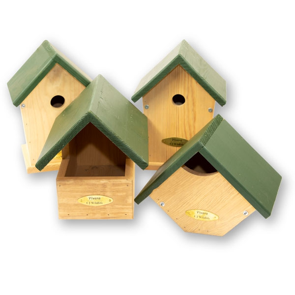 Apex Quad Nest Box Pack