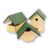 Apex Nest Box Triple Pack
