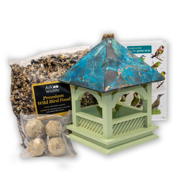 Bempton Bird Table & Food Pack