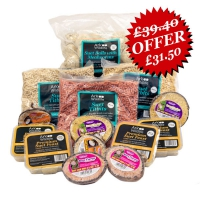 Bird Food Fat & Suet Essentials Pack