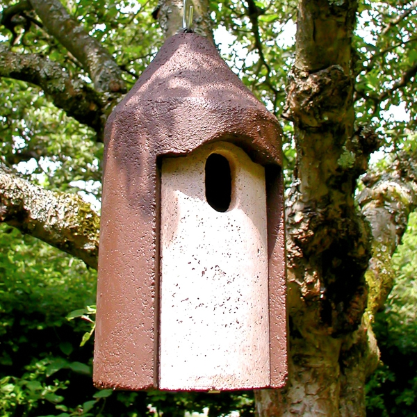 Schwegler 2M Nestbox Oval Hole