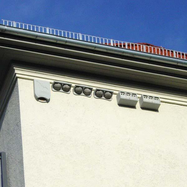 Schwegler No. 9A House Martin Double Nests