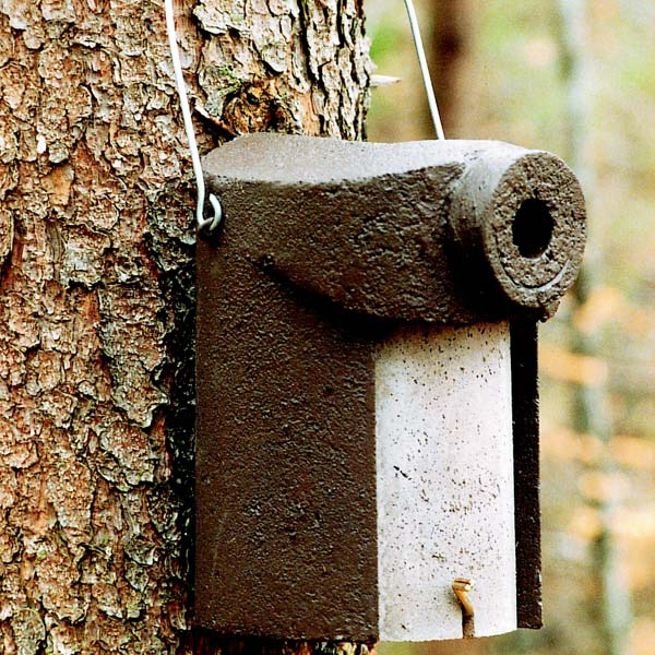 Schwegler 3SV Nuthatch Nestbox - 34mm