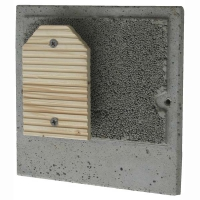 Schwegler Bat Access Panel Back Plate