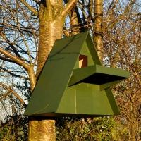 Vivara Pro External Barn Owl Nest Box (Plywood)