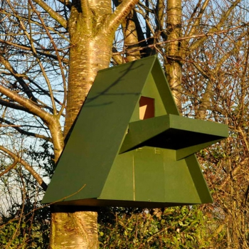 Vivara Pro External Barn Owl Nest Box (Plywood)
