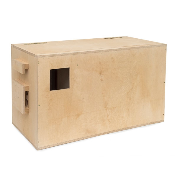Vivara Pro Internal Barn Owl Nest Box (Plywood)