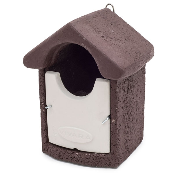 Woodstone Barcelona Open Nest Box Brown