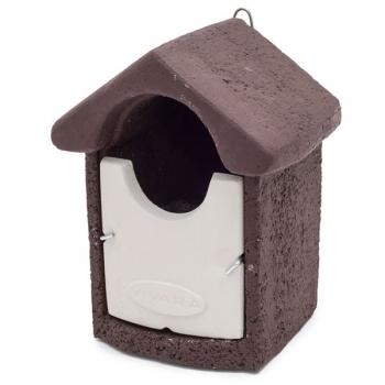 Woodstone Barcelona Open Nest Box Brown