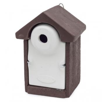 Woodstone Seville Nest Box 32mm Brown