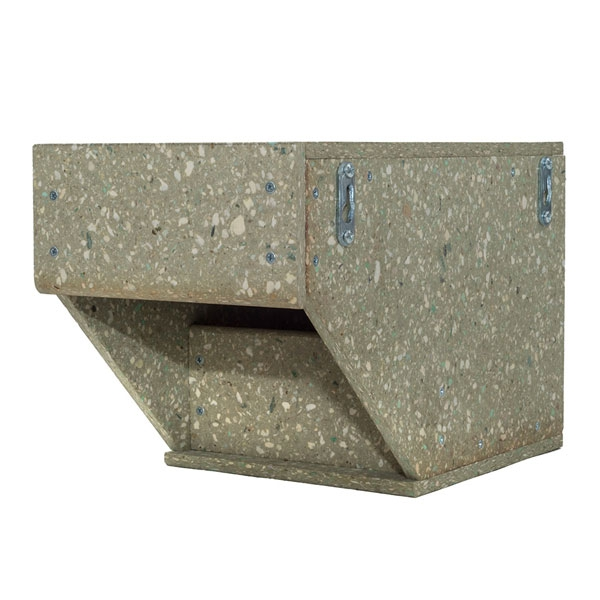 Vivara Pro Ecoplate Grey Wagtail & Dipper Nest Box