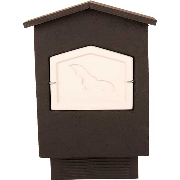 Chillon Low Profile Woodstone Bat Box