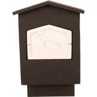 Low Profile Bat Box