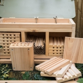 Conservation Solitary Beehive