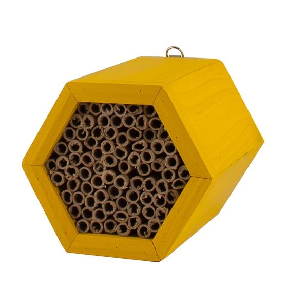 Honeycomb Mason Bee House