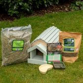 Dutch Barn Hedgehog Starter Pack
