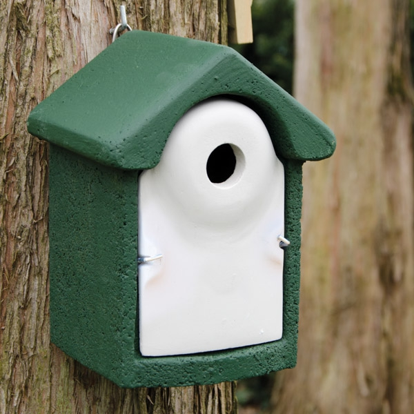 Woodstone Nest Box